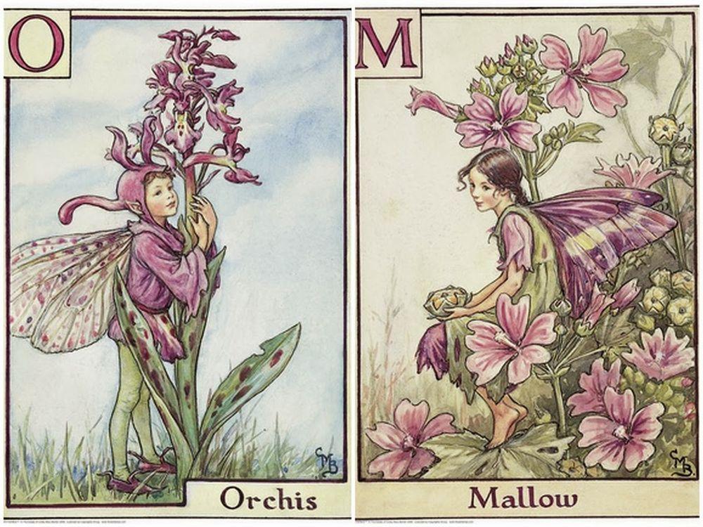 Оригинальные, фея открытки почтовые