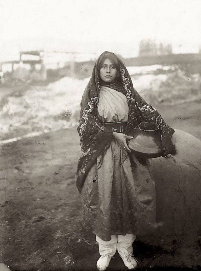 What the Indigenous Women of North America Looked Like: Vintage Photos of Indian Girls, фото № 8