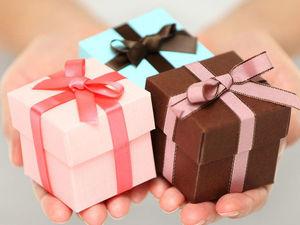 Выбираем подарок!. Ярмарка Мастеров - ручная работа, handmade.