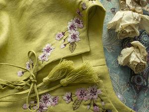 Мастерим шнурок с кистями для одежды. Ярмарка Мастеров - ручная работа, handmade.