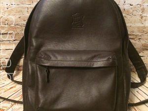 Скидка на кожаные рюкзаки | Ярмарка Мастеров - ручная работа, handmade