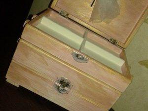 Роскошная шкатулка в старинном стиле | Ярмарка Мастеров - ручная работа, handmade