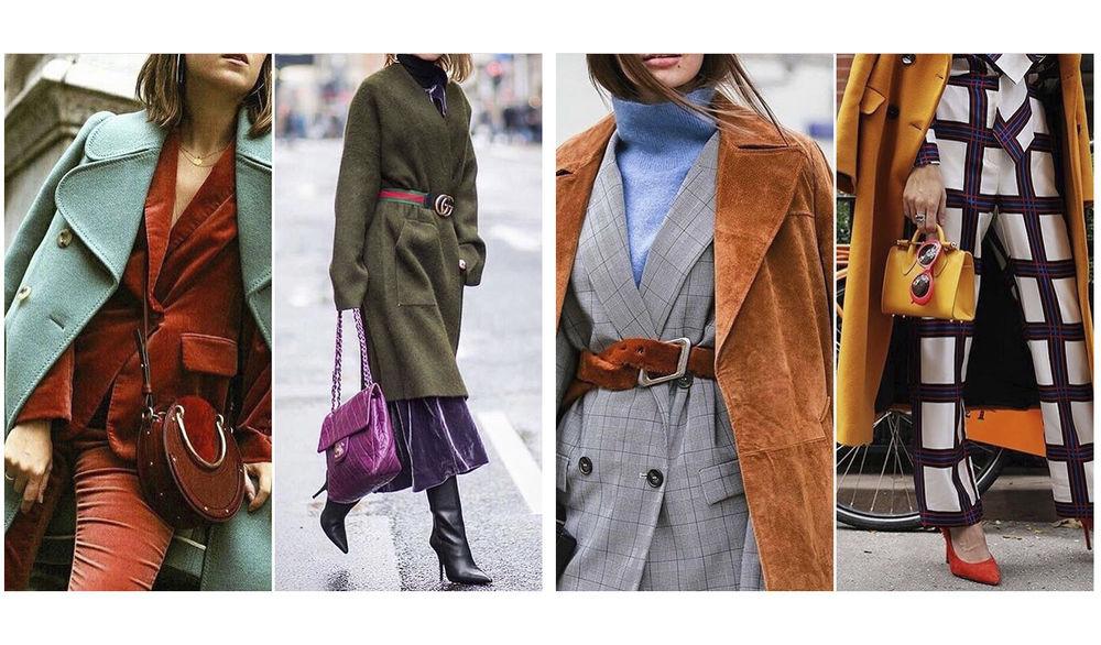 Модные цвета осени 2018: почему не обязательно их покупать и почему стоит приобрести. Продолжение