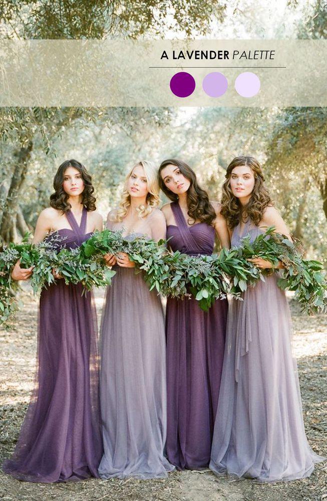 18 Fall Wedding Color Palettes - <a href=