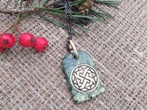 Почему мы делаем амулеты из камня. Ярмарка Мастеров - ручная работа, handmade.