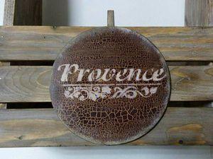 Новинка! «Шато Де Прованс» ящик/подставка для двух бутылок | Ярмарка Мастеров - ручная работа, handmade
