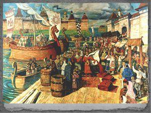 Новгородский торг — исток всех ярмарок. Ярмарка Мастеров - ручная работа, handmade.