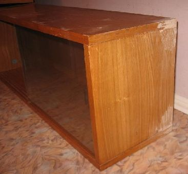 Переделка полированного шкафа 3