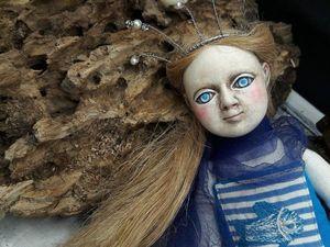 Скидки на кукол до 10 апреля. Ярмарка Мастеров - ручная работа, handmade.