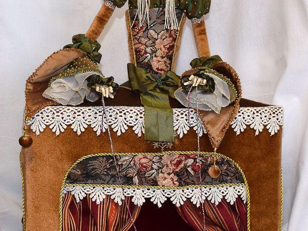Авторская кукла Театр кукол | Ярмарка Мастеров - ручная работа, handmade