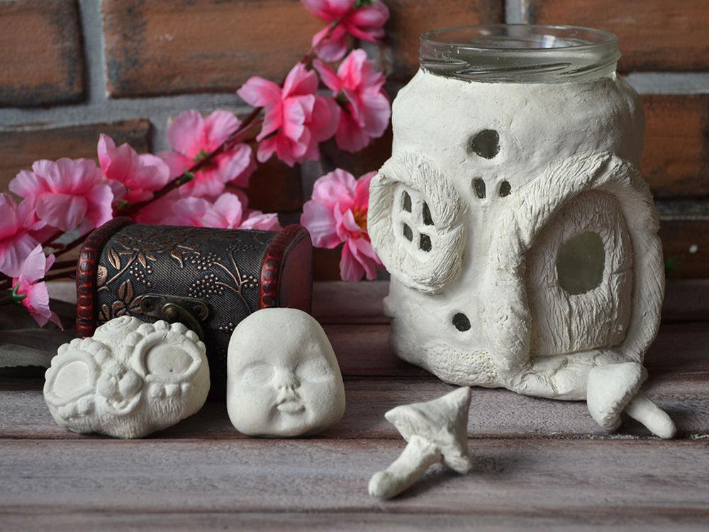 Делаем паперклей (paper clay) своими руками, фото № 23