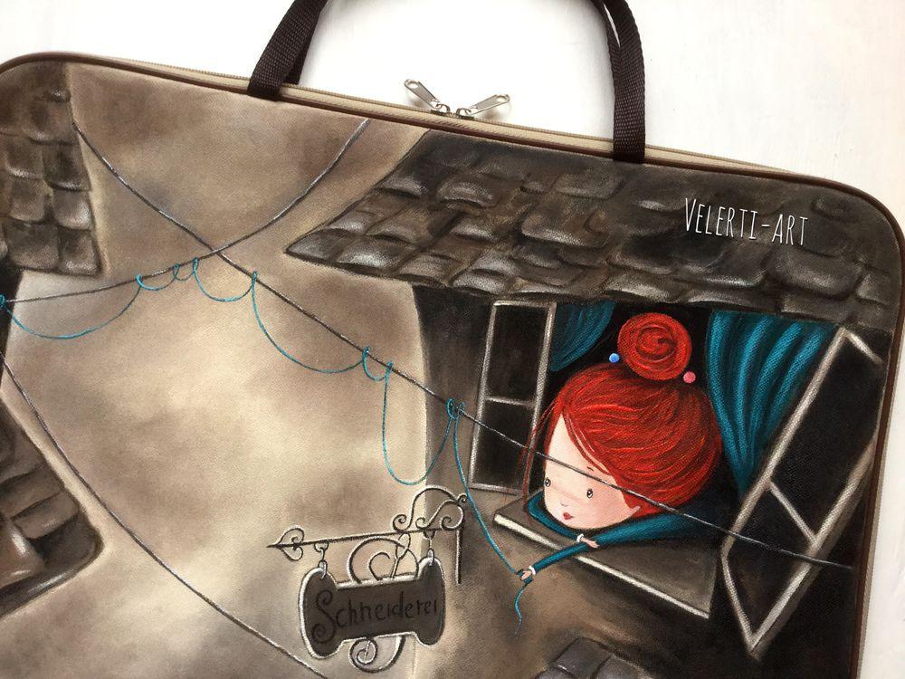 аукцион сегодня, сумка-папка, для художников, фантазийный, в подарок, новинки