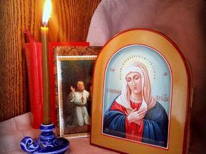 Рукописная икона в подарок к празднику Пасхи  !. Ярмарка Мастеров - ручная работа, handmade.