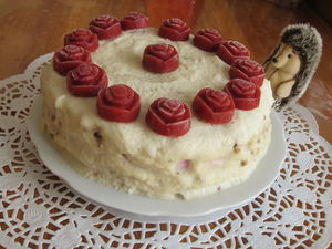 Сложносочиненный торт. Ярмарка Мастеров - ручная работа, handmade.