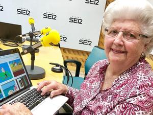 87-летняя испанка рисует шедевры в Paint и покоряет интернет. Ярмарка Мастеров - ручная работа, handmade.