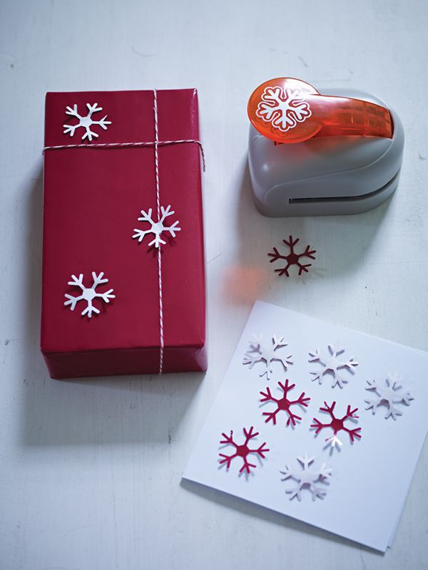 Christmas Gift Wrap Ideas and Inspiration