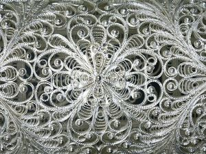 Филигрань — драгоценное кружево. Ярмарка Мастеров - ручная работа, handmade.