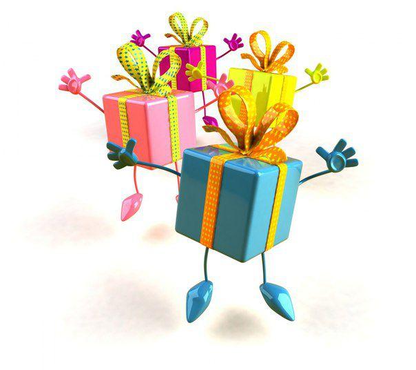 Что идет в подарок 91