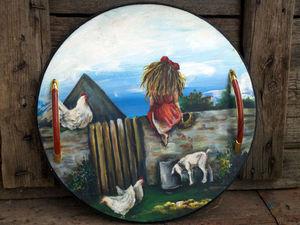 Моё счастливое детство) | Ярмарка Мастеров - ручная работа, handmade