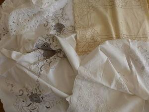 Огромная распродажа столового текстиля — скатерти, дорожки, салфетки. Ярмарка Мастеров - ручная работа, handmade.