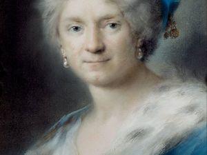 Rosalba Carriera. Милые женские головки: изящество, нежность, романтизм. Ярмарка Мастеров - ручная работа, handmade.