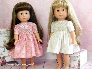 """Платье """"День рождения"""" — какие куклы могут носить?. Ярмарка Мастеров - ручная работа, handmade."""