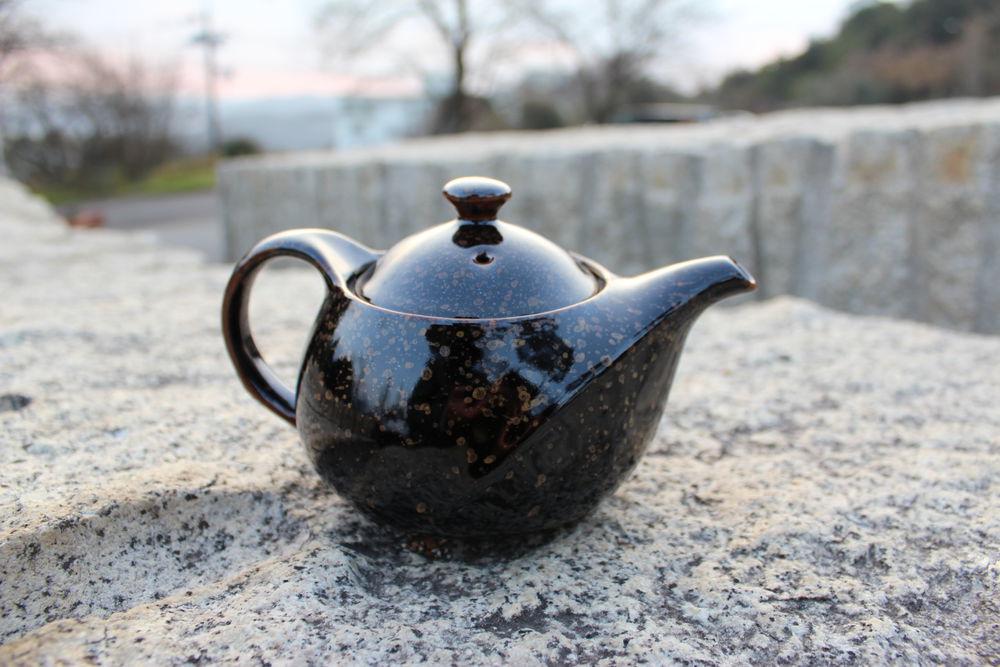 японские чайники