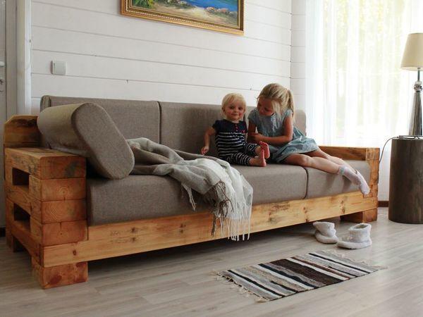 Про то, как без китайцев настоящий диван сделать | Ярмарка Мастеров - ручная работа, handmade
