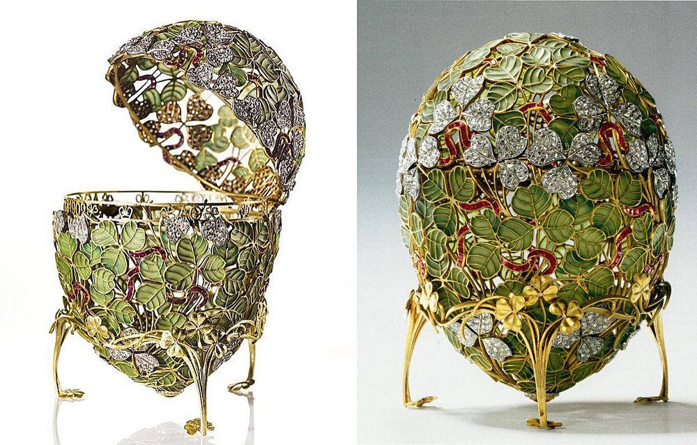 «Дорого яичко ко Христову дню» — знаменитые императорские яйца Фаберже