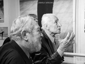 Познакомилась с Григоровичем на выставке в его честь в музее Бахрушина ) | Ярмарка Мастеров - ручная работа, handmade