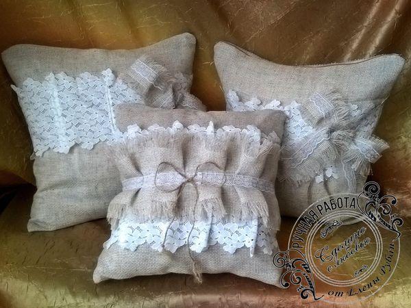 Декоративная диванная подушка в интерьере – как оживить свой интерьер? | Ярмарка Мастеров - ручная работа, handmade