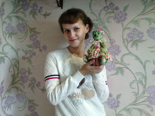 Я и моя Эмилия!))) | Ярмарка Мастеров - ручная работа, handmade