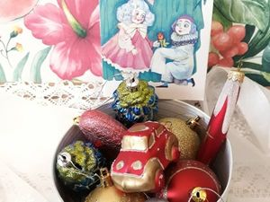 Новогодний Розыгрыш ! Игрушки на ёлКу. Ярмарка Мастеров - ручная работа, handmade.