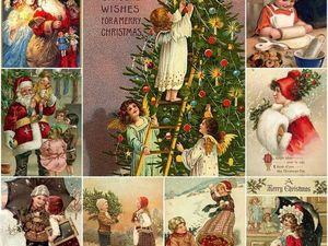 Рождественское снижение цен. Ярмарка Мастеров - ручная работа, handmade.