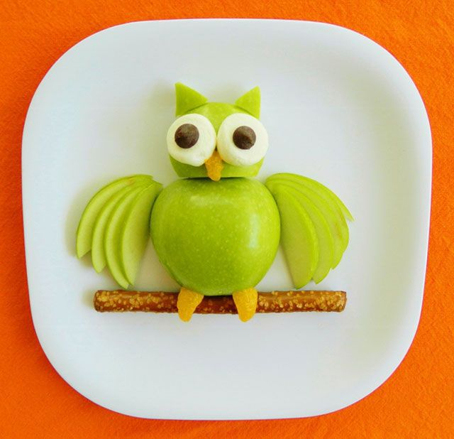 20 Awesome Fun Foods for Kids - Gourmandelle   Healthy Vegan and Vegetarian Recipes
