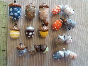 Внезапное разнообразие — войлочные брошечки!. Ярмарка Мастеров - ручная работа, handmade.