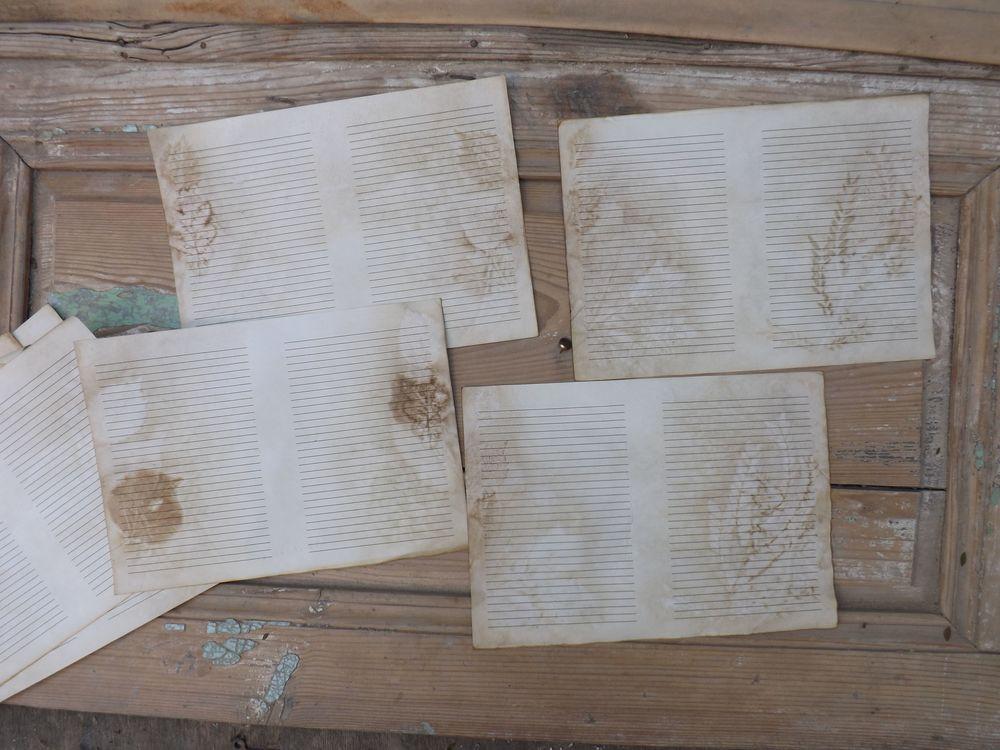 бумага для блокнота