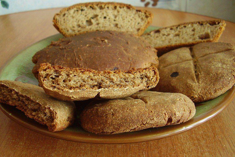 ржаной хлеб, здоровый образ жизни