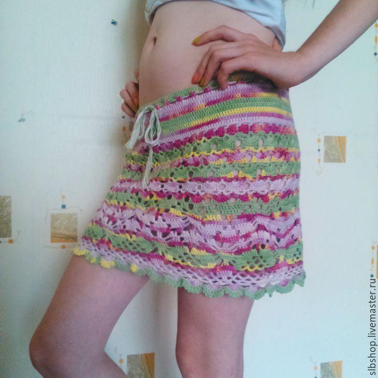 море, пляжная мода, летняя юбка, повязка с цветком, пляжная юбка, пляжная туника
