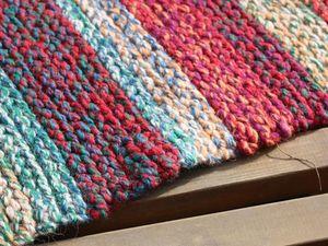 Новые две недели - новый коврик со скидкой 40%.. Ярмарка Мастеров - ручная работа, handmade.
