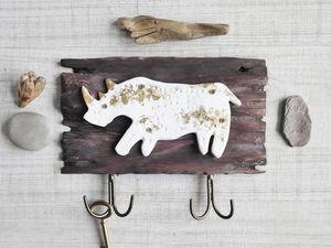 Слоны и носороги. Ярмарка Мастеров - ручная работа, handmade.