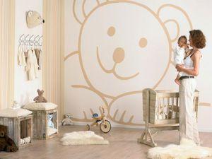 Мишка косолапый: идеи оформления детской комнаты | Ярмарка Мастеров - ручная работа, handmade