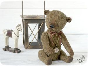 Медвежонок Бро (Бронзик Bronze). Ярмарка Мастеров - ручная работа, handmade.