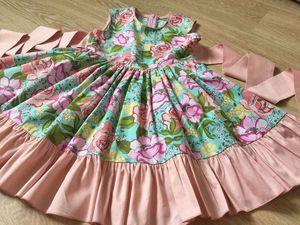 Два новых очаровательных платья в наличии. Ярмарка Мастеров - ручная работа, handmade.
