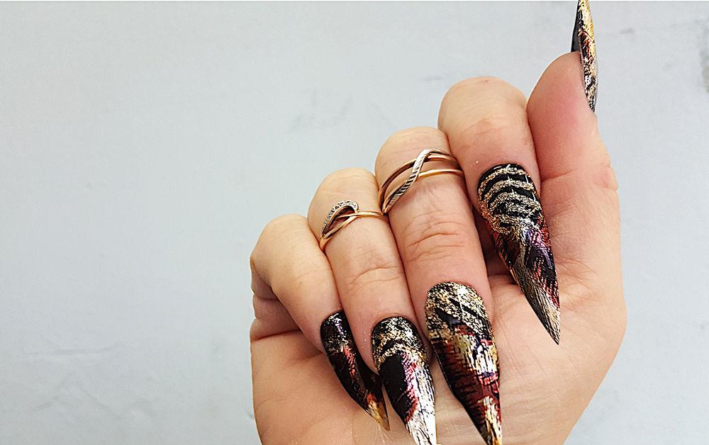 Как правильно приклеить и снять накладные ногти, фото № 2