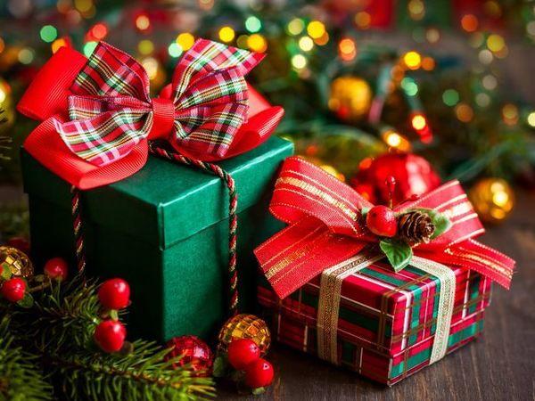 Новогодние подарки!!! | Ярмарка Мастеров - ручная работа, handmade