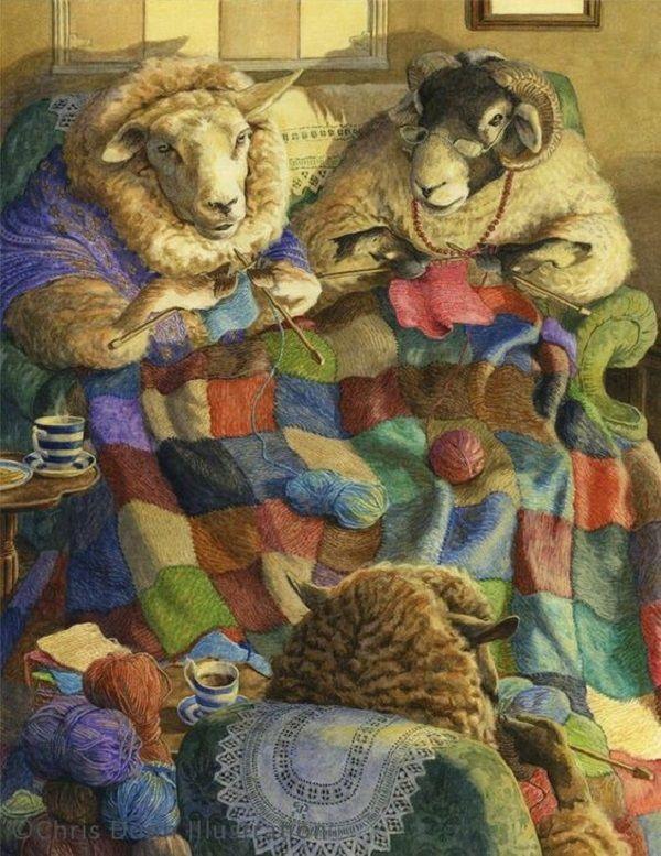 раз овечка два овечка или немного позитива