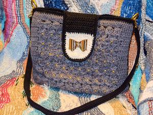 Как получить сумку  «Ханна»  в подарок. Ярмарка Мастеров - ручная работа, handmade.