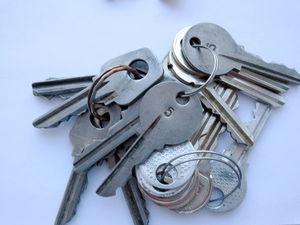 Ключи, ключики - старая работа с новым содержанием. | Ярмарка Мастеров - ручная работа, handmade