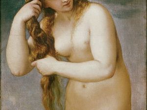 Почему Тициан изменил портрет своей жены. Ярмарка Мастеров - ручная работа, handmade.